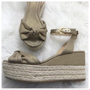 MICHAEL Michael Kors | Espadrille Platform Sandal
